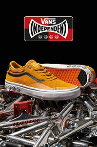 Vans and Independet