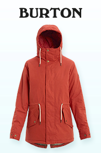 Burton winter jackets