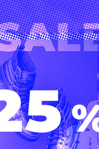 Snb sale 25 % off