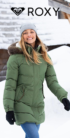 Roxy winter jackets