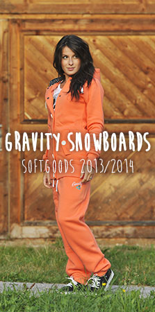 Gravity softgoods 2013/2014