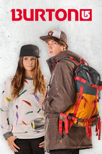 Burton Apparel 2014/15