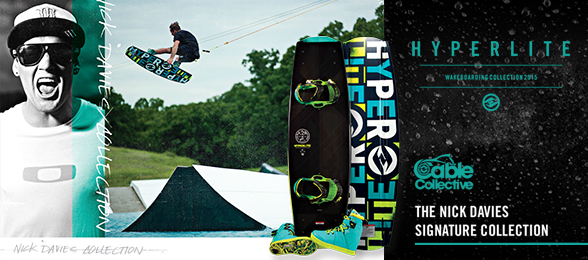 Hyperlite - Nick Davies Signature Collection