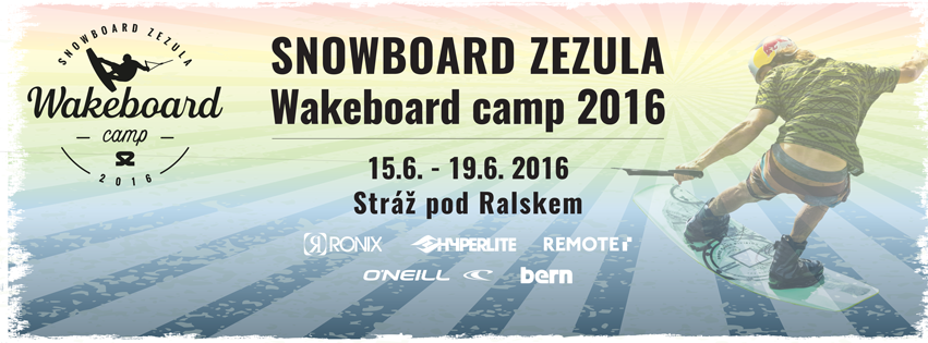 wakeboard camp 2016