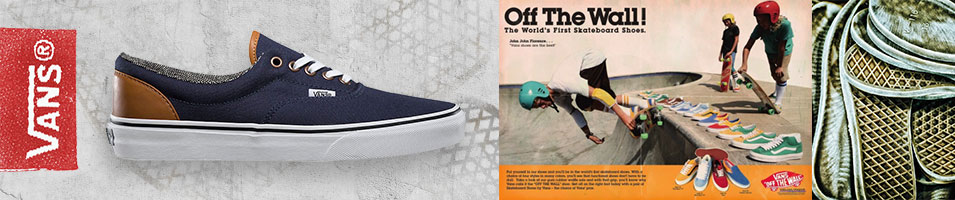 Skate boty Vans Era